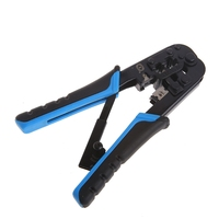 Network Cable Crimper Plier RJ45 RJ11 RJ22 TL N5684R Dual Modular Crimping Tool L059 New Hot