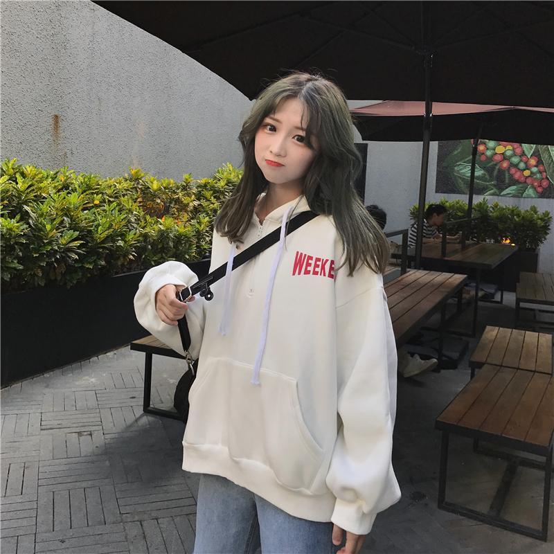 Hoodies Women Womens Korean Style sweatershirt
