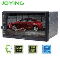 JOYING Android 5 1 2G RAM 32G 7 Radio 2 Din Universal Car GPS DVD Player