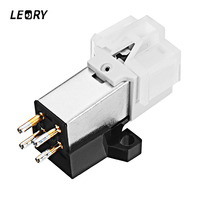 LEORY 1PCS Magnetic Cartridge Stylus With LP Vinyl Needle Accessories For Phonograph Turntable Gramophone Record Stylus