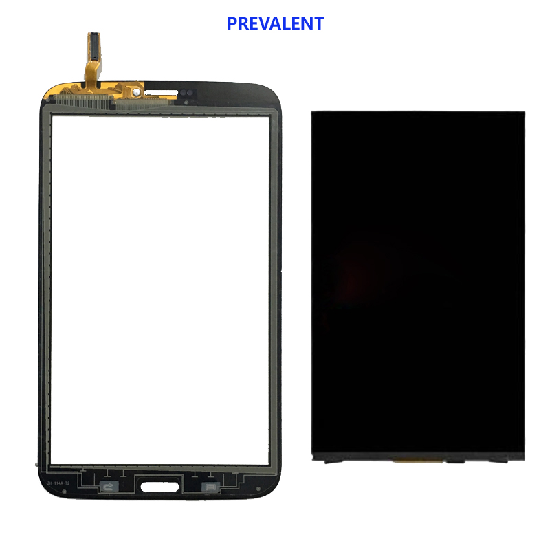 For Samsung Galaxy Tab 3 8.0 T310 T311 SM-T310 SM-T311 Touch Screen Digitizer Sensor Glass + LCD Display Panel Monitor new 8 screen parts for samsung galaxy tab 3 8 0 t311 sm t311 lcd display matrix touch screen digitizer sensor free shipping