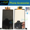 100% Тест Для Sony Ericsson Xperia Arc S LT15i LT18i ЖК-Дисплей и Сенсорный Экран Digitizer Ассамблеи С Инструментами 1 Шт./лот