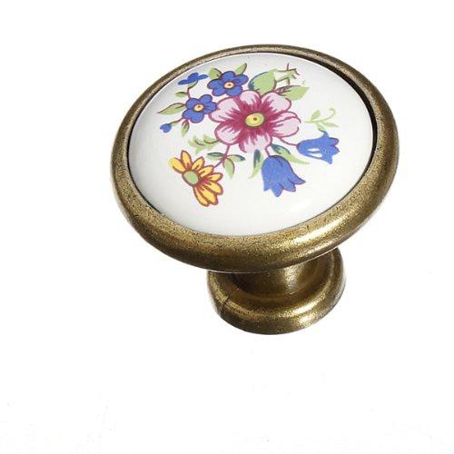 handles for porcelain pulls and lot cabinets knobs item pull drawer bronze elegant wholesale cabinet