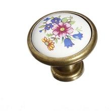 Popular Cabinet Knobs Vintage Porcelain-Buy Cheap Cabinet Knobs ...