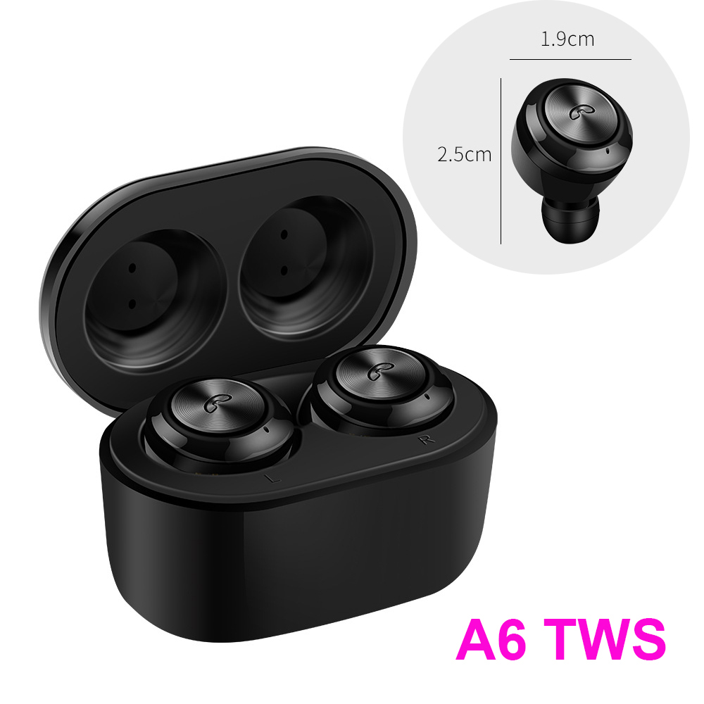374e659ebe9 TWS True Wireless Earrings fone de ouvido Earbuds 5D Stereo Bluetooth  Earphones