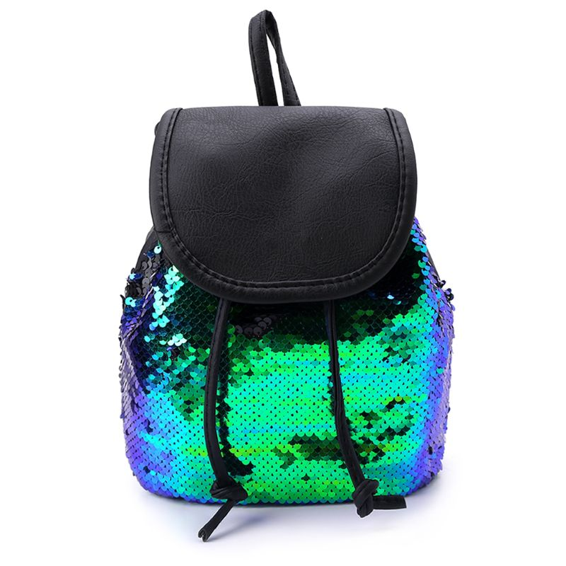 Flip Sequins Mini Backpack Small Rucksack Casual Daypack Purse for Teen Girls Gift for School StudentFlip Sequins Mini Backpack Small Rucksack Casual Daypack Purse for Teen Girls Gift for School Student