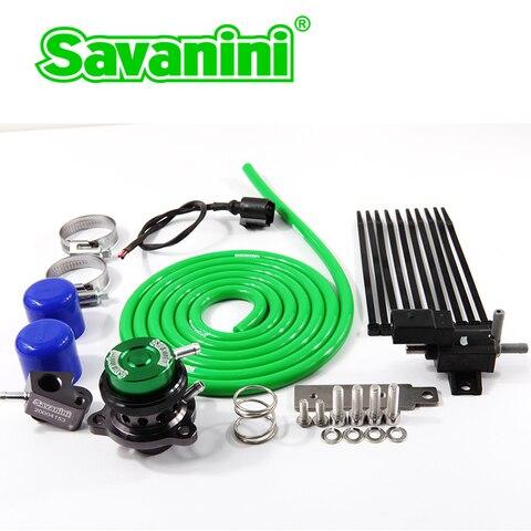 valvula de sopro atmosferica para o motor ford mustang 2 3 ecoboost savanini de alta