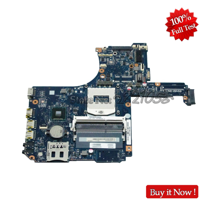 NOKOTION For Toshiba Satellite S55T S55 S557-A Laptop Motherboard H000067070 HM86 GMA HD4400 DDR3L h000055980 for toshiba satellite s50 s55 s55 a s55t series motherboard hm87 all functions 100% fully tested