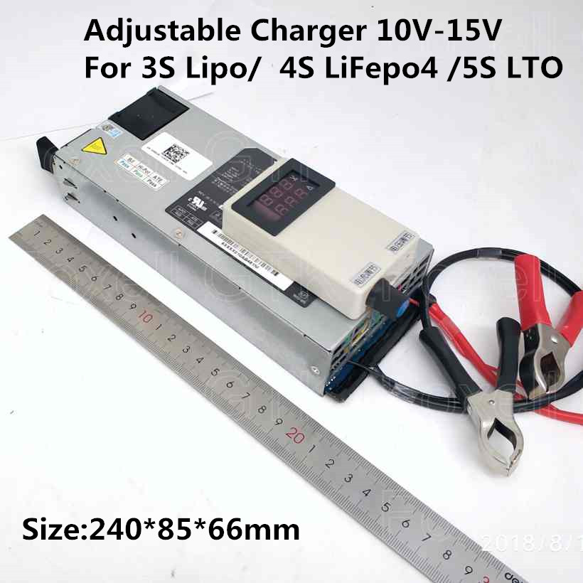 Chargers Fast 50a Charger 12v 12.8v 14.6v 14v 14.8v 16.8v For Lto Lithium Titanate Lifepo4 Lipo Adjustable 0-60v 20a 30a 50a 3000w Power 50% OFF Accessories & Parts