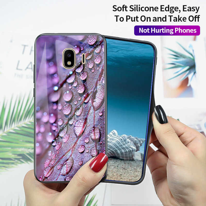 SFOR Samsung J3 2016 Caso PC + TPU PARA Samsung Galaxy J6 2018 Plus J4 J1 J3 J5 J7 Tampa Do Telefone 2017 PARA Coque Samsung J5 2017 Caso