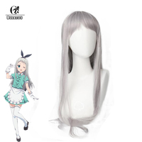 ROLECOS Hideri Kanzaki Hair Blend S Cosplay Synthetic Hair Anime Cosplay Headwear Stile Cafe Sadistic Women Synthetic Hair