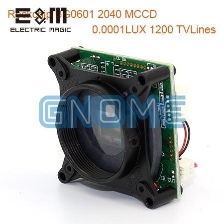 E & M ремонт 0.0001lux 1200 tvlines 1/2 mccd Prime 300 Вт Ночное видение mccd Камера доска прицел объектив DIY индивидуальные