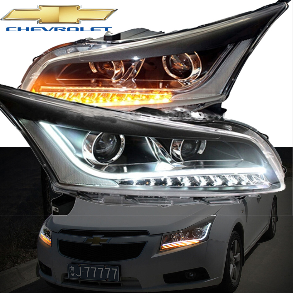 car-styling,Cruz headlight,2009~2013,Free ship!chrome,Cruz fog light,chrome,LED,Astra,astro,avalanche,blazer,venture,suburban led headlight kit car taillight 2014 2016 led free ship car fog light chrome car tail lamp astra astro avalanche blazer venture