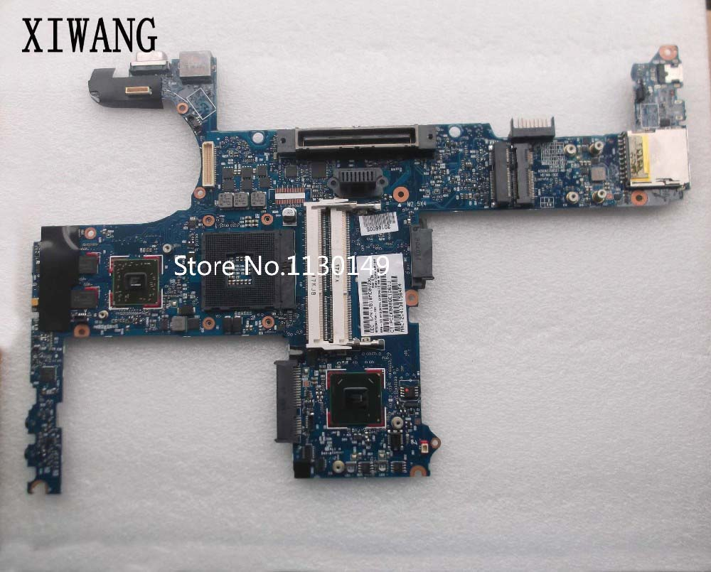 625540df4b00 Cheap Placa base para ordenador portátil HP 642754 p Envío Gratis 001 8460  con chipset intel
