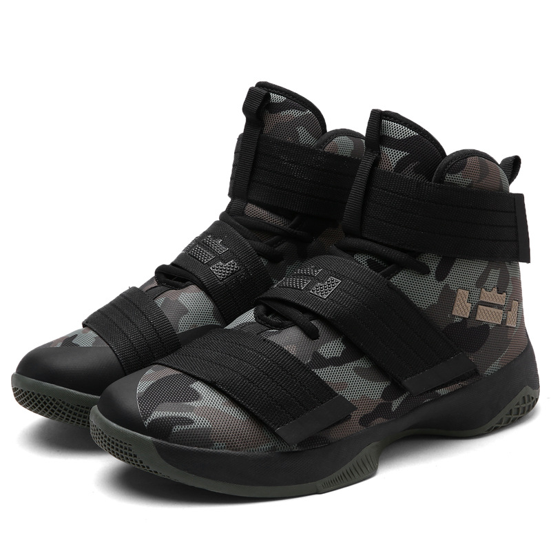 Basketball Shoes For Big Man