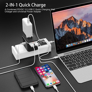 Image 5 - Rdxone Universal Travel Adaptor All in one Power Adapter wall Electric Plugs Sockets for Mobile Phone, Tablet, Camera, Laptop
