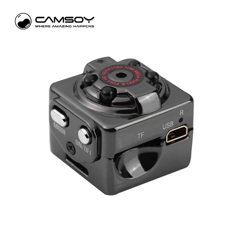 SQ8 Mini cámara 1080P 720P HD Cámara infrarroja 12M Cámara - Cámara y foto