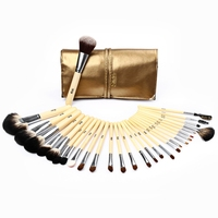 SKM Professional 32 Pcs 28pcs 10pcs 8pcs Makeup Brushes Set Cosmetic Eye Shadow Eyebrow Tool Brush