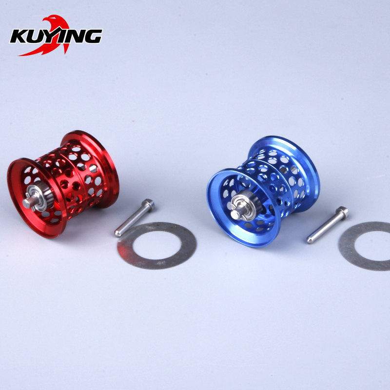 KUYING Thunder Shallow Spool Casting Fishing Reel Wheel (Only 1 spool/not whole reel)