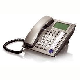 Unité d'ultima de VOI-7011 d'affichage à cristaux liquides de VOIP de téléphone