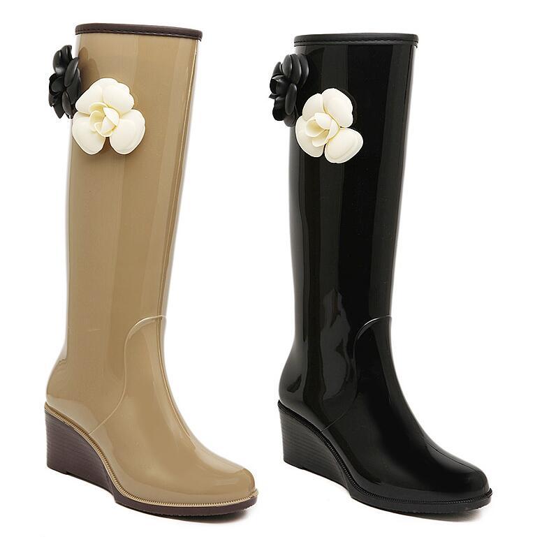 Online Buy Wholesale zipper rain boots from China zipper rain ...