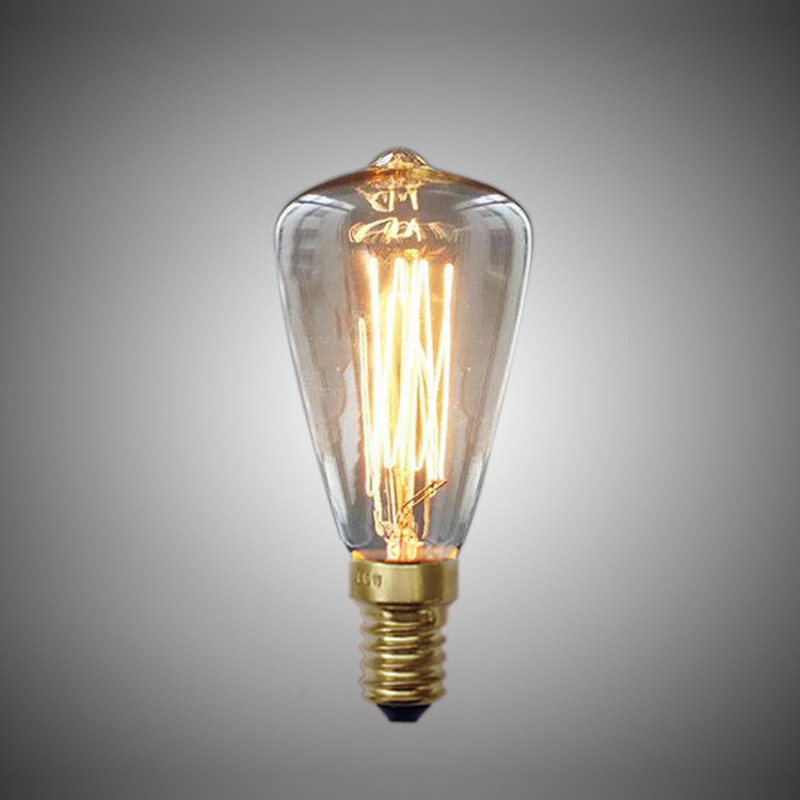 Lâmpadas Incandescentes w filamento edison retro luz Temperatura de Cor : 2700k