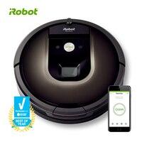 Оригинальный Новый iRobot Roomba 980 пылесос робот Wi Fi подключен робот умный и лучшие технологии очистки гарантия 1 год