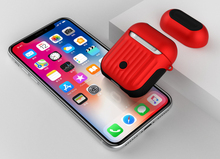 Luxury Marvel Wireless Charging Case For Airpods Apple i10 i80 tws Shockproof Airpods Cover TPU+PC Dust Guard Protective Case цена 2017