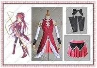 Новое поступление на заказ Puella волхвов Мадока magica Киоко Сакура Косплэй костюм