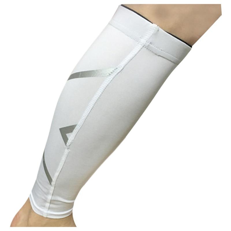 2018 Unisex Womens Mens Leg Support Braces Calf Socks Compressions ... c612a5c9f