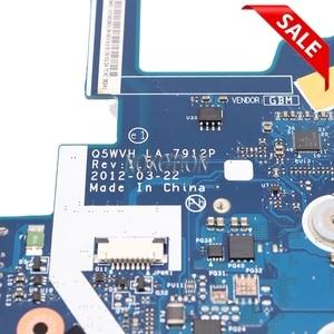 Image 3 - NOKOTION Q5WV1 LA 7912P scheda madre del computer portatile per Acer V3 571 per Gateway NV56R E1 571 HM77 HD4000 NBC0A11001 Supporto i5 i3 i7 cpu