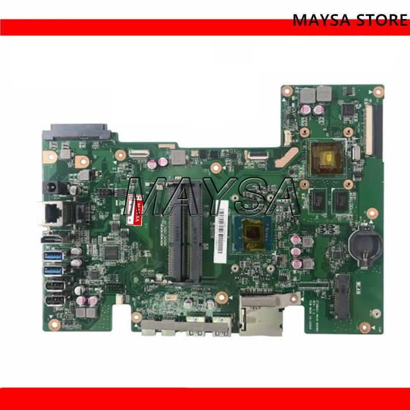 System Board For ASUS ET2032I ET2032 ET203 all-in-one motherboard SR1UU J1800 N16S-GM-S-A2 GT930M 2GB video card REV 1.2System Board For ASUS ET2032I ET2032 ET203 all-in-one motherboard SR1UU J1800 N16S-GM-S-A2 GT930M 2GB video card REV 1.2