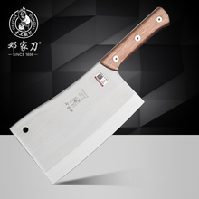 Freies Verschiffen DENG Handgemachter Professionelle Hacken Knochenmesser Geschmiedet Küche Schneiden Knochen Schneiden Fleisch Multifunktionale Kochen Messer