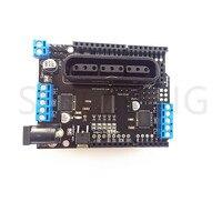 Arduino Двигатель Servo Щит драйвер платы PS2 ручка Беспроводной Дистанционное управление mearm
