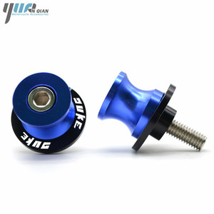Image 2 - 8MM 10MM duke  Motorcycle Swingarm Spools Slider Stand Screws For KTM 990 SuperDuke 690 390 Duke/ RC 390 200 Duke 690 Duke R