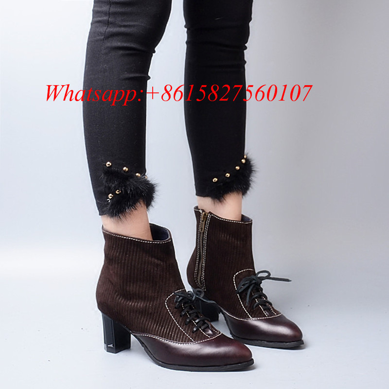 Online Buy Wholesale unique ankle boots from China unique ankle ...