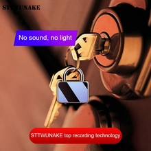 STTWUNAKE Voice recorder Dictaphone audio mini sound usb professional digital micro flash Drive small 8gb mini usb rechargeable audio voice recorder 384kbps good quality dictaphone with usb flash drive for meeting interview study
