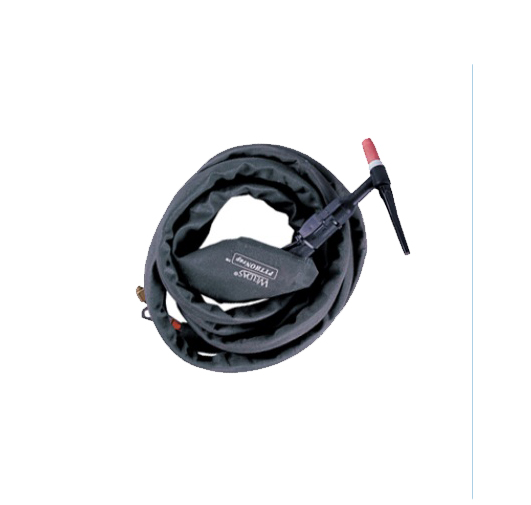 Flame Resistant Heavy Duty Split Cow Leather TIG Welding Torch Cable Covers|Safety Clothing| |  - title=