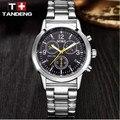 NEW2016 СОКИ мужские часы Лучший Бренд моды часы кварцевые часы мужчины relogio masculino мужчины Армия спорт Аналоговые Повседневный