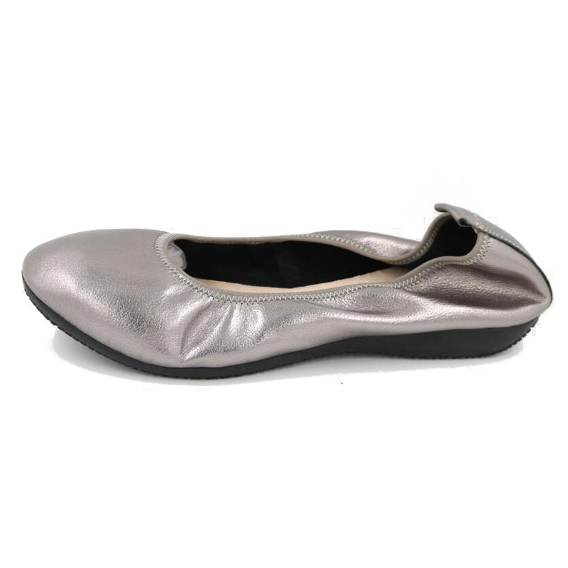 307 Gray Appartements Flexibles Véritable Main cousu Plates Black 2018 Printemps silver Casual Femmes silver Peau A Chaussures De Aucvee gold Mocassins Femme Vache En 100 Cuir U6RnwqSA