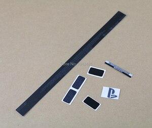 Image 5 - Lable מדבקת קליפת דיור שחורה באיכות גבוהה 5 סטים\חבילה OCGAME חותמות מקרה דיור CUH 1001A ps4