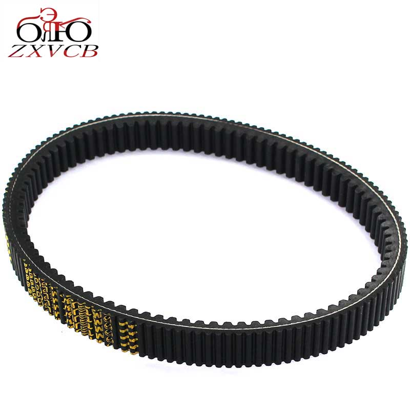 driven belt for Yamaha TMAX 500 TAMX T MAX TMAX T MAX 500 motorcycle parts rubber
