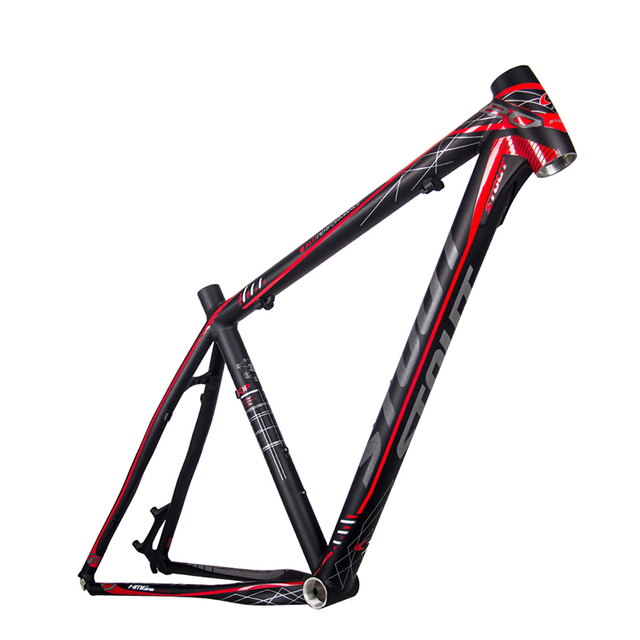 RichBit New Aluminum Mountain Bike Frame 26 x 18 inch Ultra Light ...