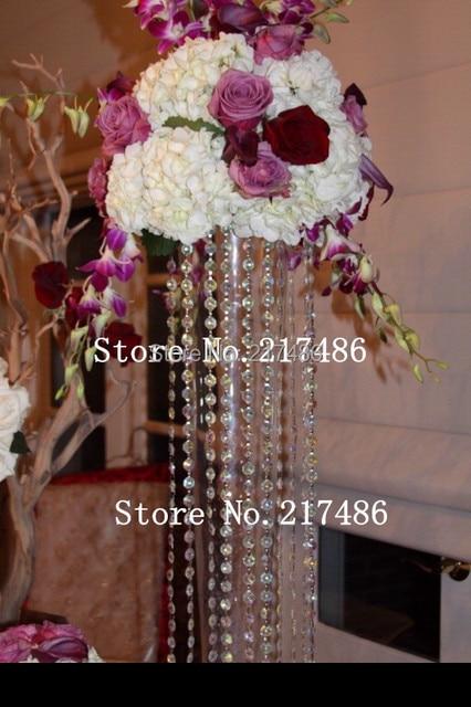 Aliexpress buy crystal table top chandelier centerpieces for crystal table top chandelier centerpieces for weddings wedding centerpieces crystal chandelier aloadofball Gallery