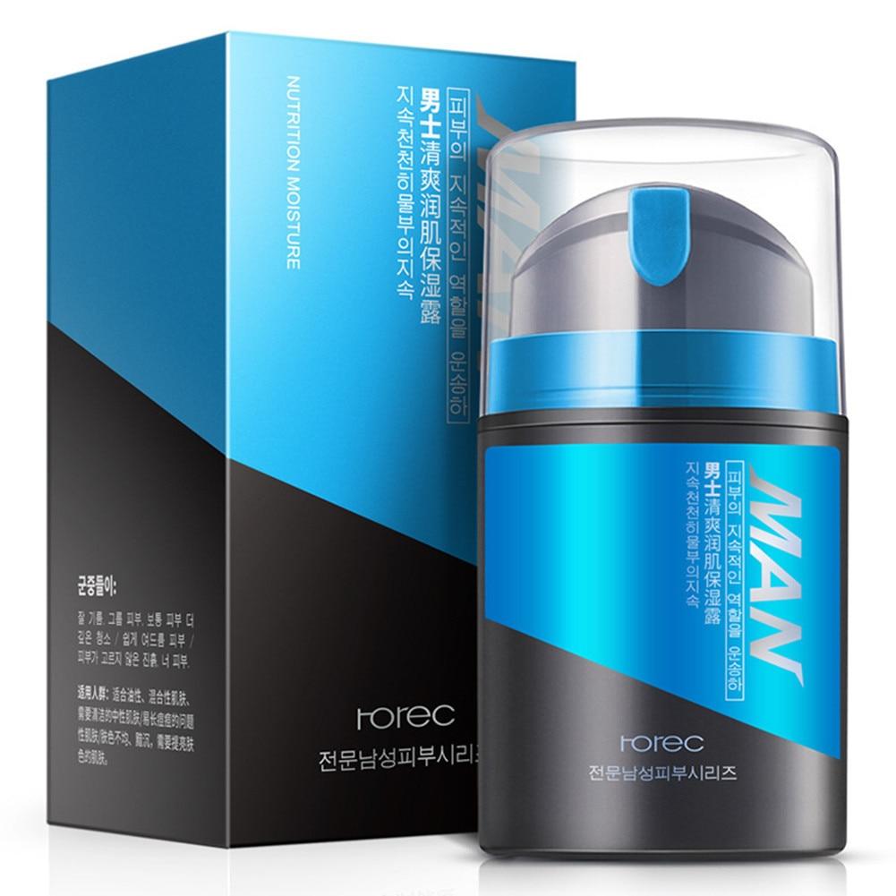 Skin Care Cream: Brand Skin Care Men Deep Moisturizing Oil Control Face