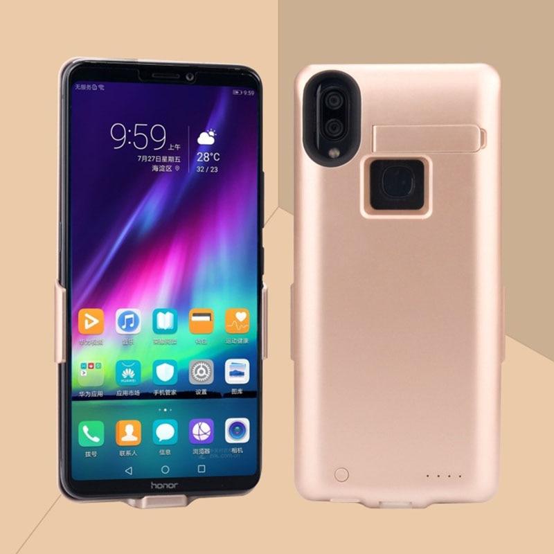 10000 Mah Pour Huawei Honor Note 10 Externe chargeur d'appoint Couverture Pack batterie externe Pour L'honneur Note 10 Batterie Cas