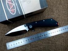 Nueva lámina D2 microtech DOC manija G10 cuchillo plegable táctico cuchillo de la supervivencia que acampa al aire libre de calidad superior con 2 piezas de herramientas