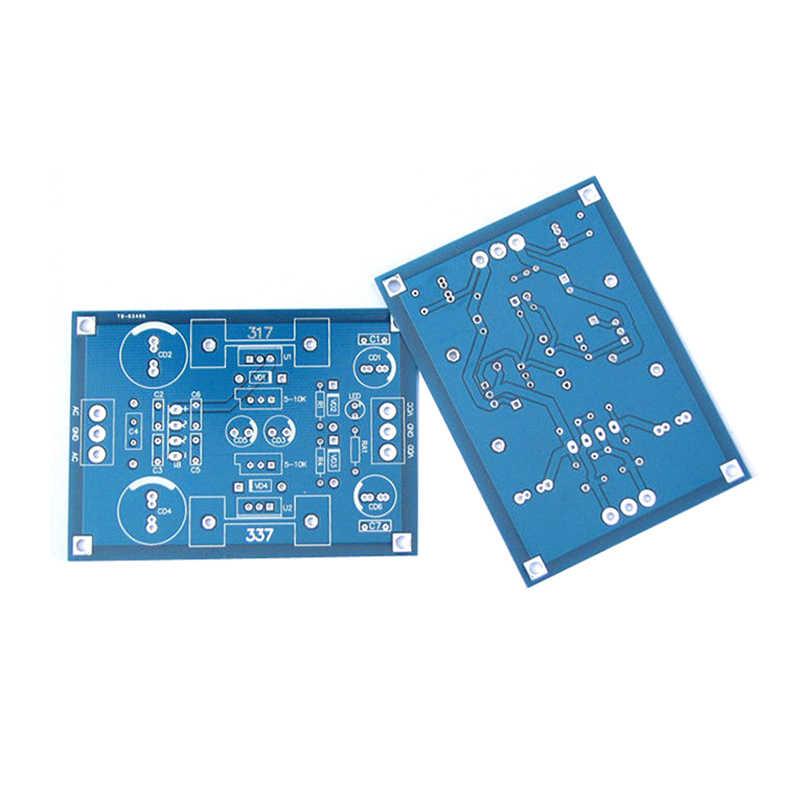 LM317t LM337t alimentation linéaire réglable 5-40 V DC bricolage Kits Module pièces composant F7-007