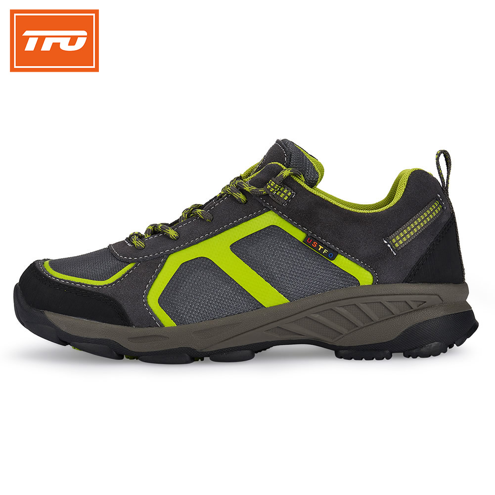 TFO Outdoor Sports Hiking Shoes Trekking Camping Mountaineering Non-slip Sneakers Breathable Sports Sneaker Men Sport Shoes лазерный нивелир ada phantom 2d