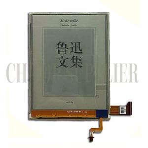 100% Original E-Ink ED060KG1(LF) lcd screen For Kobo Glo HD 2015 Reader Ebook eReader LCD Display(China)